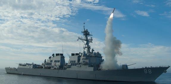naval missiles
