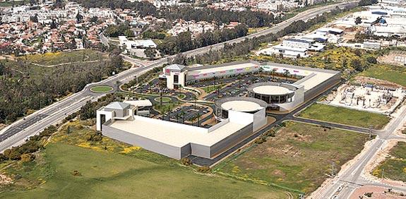 Sderot Ind. Zone