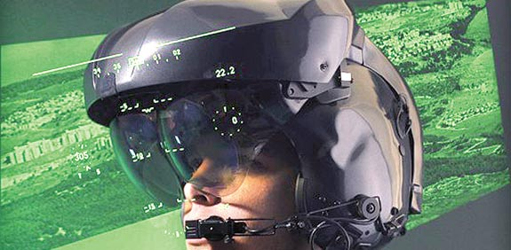 Elbit Systems helmet