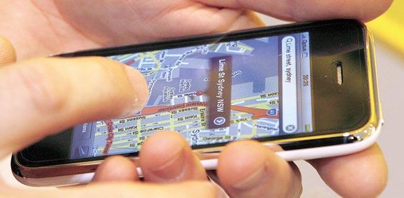 שירות המפות של גוגל / צילום: רויטרס