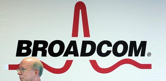Broadcom Photo: Reuters