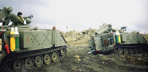 Bardelas M-113  APC  picture: from Wikipedia
