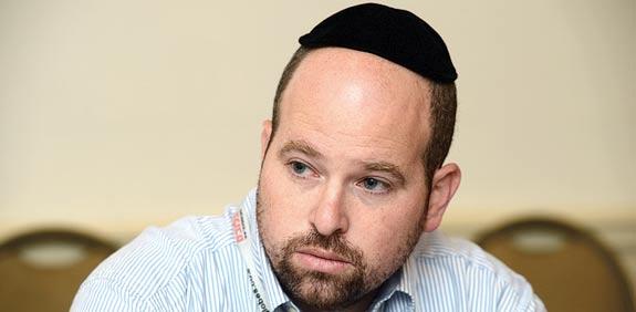 Yaki Reisner  picture: Eyal Yitzhar