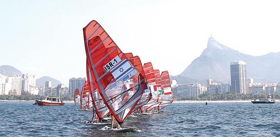 הכנות לאולימפיאדת ריו 2016/ צילום: רויטרס