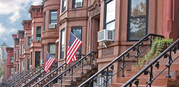 """נדל""""ן בניו-יורק - מתברר שברוקלין מושכת דיירים יצירתיים"""
