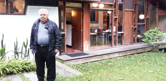 ז'יימר לרנר לשעבר ראש עירייצ קוריטיבה / צילום: בלומברג