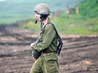 צבא, חיילים, תותחנים, מילואים / צלם איל יצהר