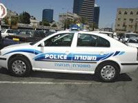 ניידת משטרה / צלם: תמר מצפי