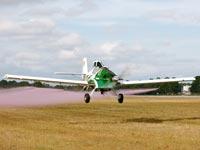 מטוס ריסוס/ צילום: יחצ
