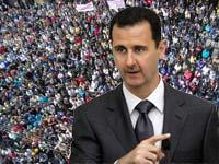 בשאר אסאד סוריה מהומות / צלם: רויטרס