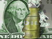 דולרים חבית נפט /  צלם:  thinkstock