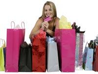 שופינג, קניות, בגדים נתח שוק / צלם: thinkstock
