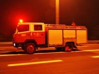 משאית כיבוי אש / צילום: בן יוסטר