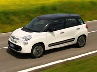 Fiat 500L פיאט / צילום: יחצ