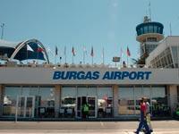 שדה התעופה בורגאס בולגריה / צילום: רויטרס