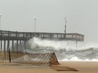סופת הוריקן / צילום: רויטרס