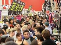יום שישי השחור: 60% מהקניות ברשת בוצעו במכשירים ניידים