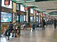 """התחנה המרכזית החדשה בת""""א./ צילום: תמר מצפי"""