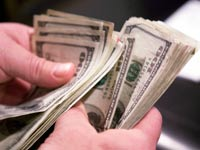 דולרים, כסף, שטרות / צלם: רויטרס