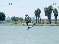 סקי מים / צילום: איל יצהר
