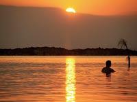 וואטסו בים המלח/ צלם: יחצ