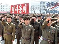 חיילי צפון קוריאה / צילום: רויטרס