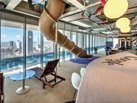 משרדי גוגל / צילום: איתי סיקולסקי