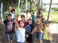קייטנת ילדי עובדים, מארוול ישראל / צילום: יחצ