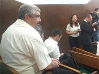 שלומי לחיאני בבית המשפט / צילום: חן מענית