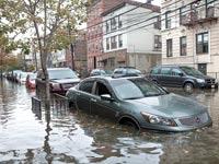 ניו יורק לאחר פגיעת הוריקן סנדי / צילום: בלומברג