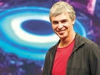 """לארי פייג' - מנכ""""ל גוגל / צילום: בלומברג"""