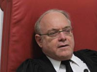 השופט ניל הנדל / צילום: אוריה תדמור