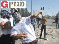 מהומות בשועפט / צילום: רויטרס