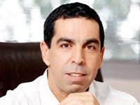 """אבי מוטולה, מנכ""""ל אפריקה ישראל תעשיות / צילום: אילן בסור"""