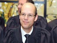 השופט רם וינוגרד / צילום: אוריה תדמור