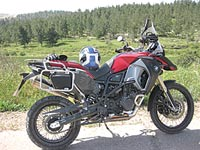 BMW adventure gs f800 / צילום: יחצ