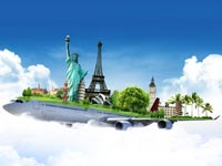 טיסה- חופשה-מטוס / צילום: שאטרסטוק
