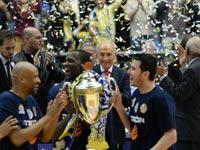 """מכבי ת""""א זוכה בגביע המדינה בכדורסל 2014 / צלם: קובי געדון – לע""""מ"""
