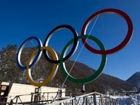 הטבעות האולימפיות (אולימפיאדת החורף סוצ'י 2014) / צלם: רויטרס