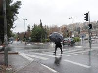 גשם / צילום: איל יצהר