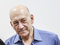 אהוד אולמרט / צילום: נועם מושקוביץ