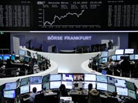 נעילה מעורבת באירופה; מניית Plus500 קרסה עוד 35%