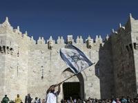 שער שכם, ירושלים / צילום: רויטרס