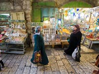 ערבים בשוק /  צילום:  Shutterstock/ א.ס.א.פ קרייטיב