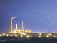 תחנת הכוח באשקלון / צילום: תמר מצפי