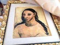 ראש אישה צעירה / צילום: רויטרס