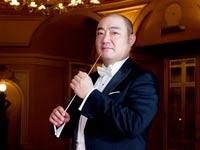 המנצח הסיני שו צ'ונג / צילום: יחצ