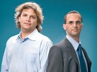 הלמן ואלדובי / צילום: יונתן בלום