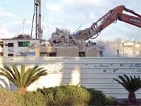 פינוי בינוי בתל אביב / צילום: תמר מצפי