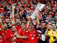 סביליה זוכה בליגה האירופית 2015 / צלם: רויטרס